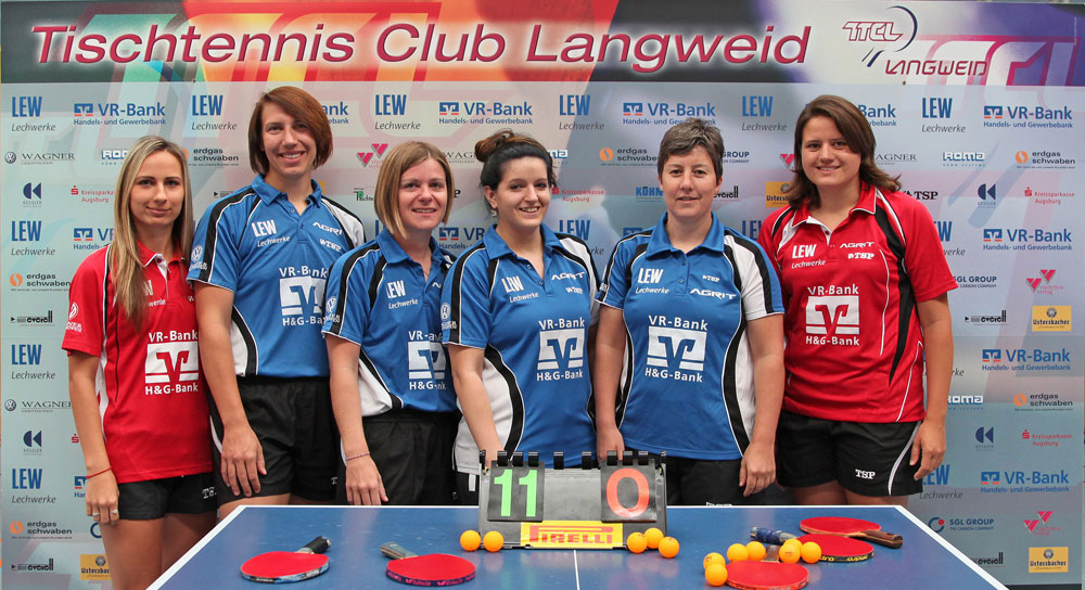 tischtennis 2 bundesliga damen